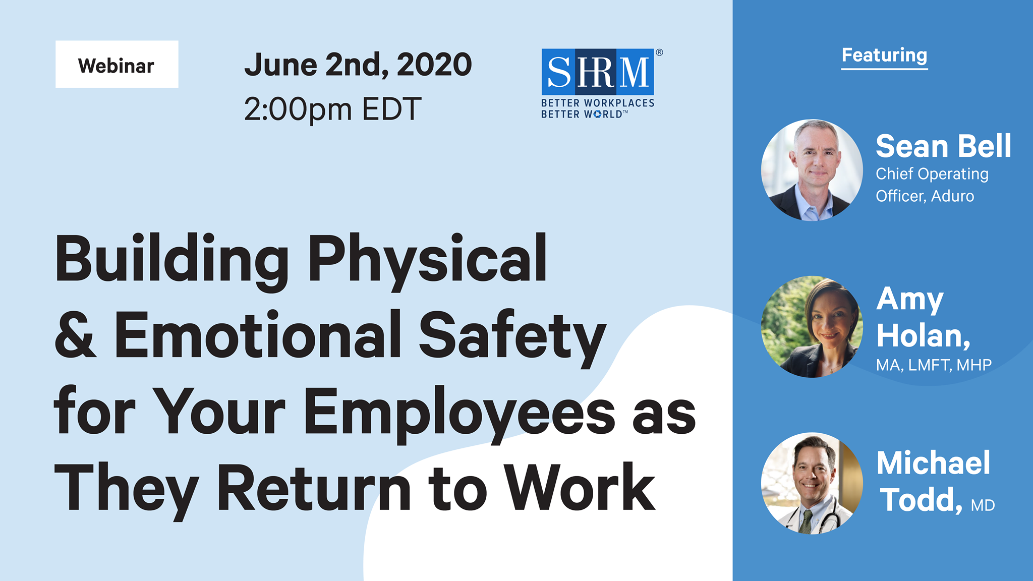 Building Physical and Emotional Safety for your Employees as they Return to Work