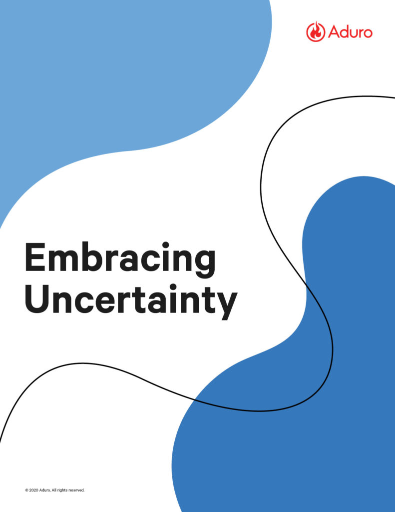 Embracing Uncertainty - download cover image